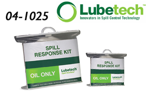 25 litre Superior Chemical Spill Kit - Clip Close Carrier