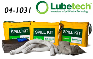 30 litre Superior Chemical Spill Kit - Holdall